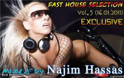 VA - Exclusive Fast House Selection Vol.1-5 mixed by Najim Hassas