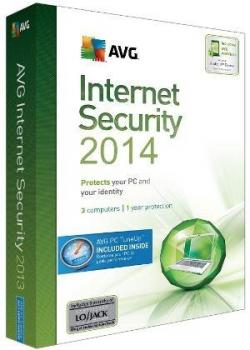 AVG Internet Security 2014 14.0.4158 Final 32/64 bit
