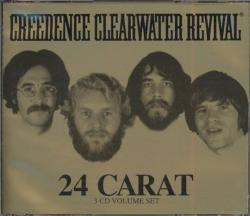 Creedence Clearwater Revival - 24 Carat: Limited Edition 3CD