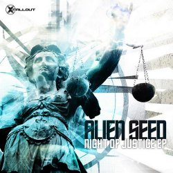 Alien Seed - Night Of Justice EP