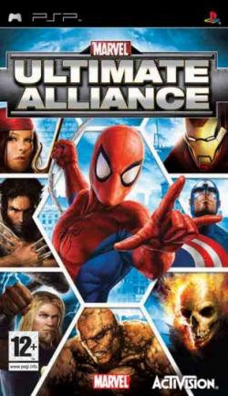 [PSP] Marvel Ultimate Alliance [RUS]