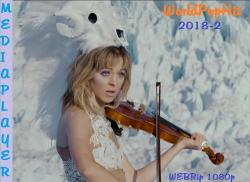 VA - Mediaplayer: WorldPopHit 2018-2 (95 Music videos, WEBRip, 1080p)