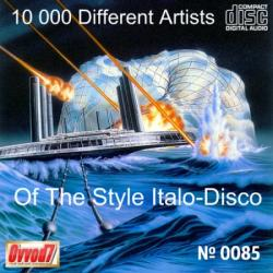 VA - 10 000 Different Artists Of The Style Italo-Disco From Ovvod7 (85)