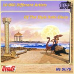 VA - 10 000 Different Artists Of The Style Italo-Disco From Ovvod7 (78)