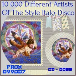VA - 10 000 Different Artists Of The Style Italo-Disco From Ovvod7 (69)