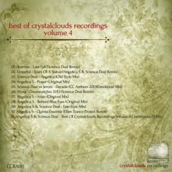 VA - Best Of Crystalclouds Recordings, Vol. 4