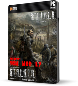 S.t.a.l.k.e.r. Зов припяти / WeaponsRePack Mod for SGM 1.7 v1.2