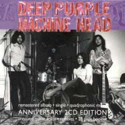 Deep Purple - Machine Head (25th Anniversary Edition) 2CD