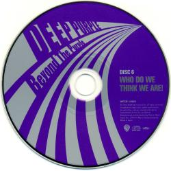 Deep Purple: Beyond The Purple (10CD Box Set Warner Music Japan)