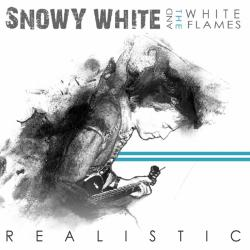 Snowy White And The White Flames - Realistic
