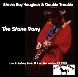 Stevie Ray Vaughan Double Trouble - The Stone Pony