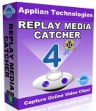Replay Media Catcher 4.1.6.0 32-bit/64-bit