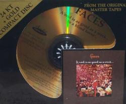 Faces - A Nod Is As Good As A Wink... To A Blind Horse... (24KT+Gold CD, AFZ 026, HDCD, 2005)