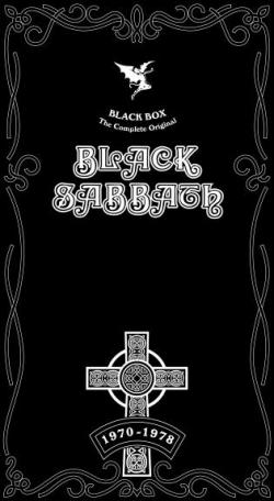Black Sabbath - Black Box-The Complete Original (WB/Rhino, R2 73923, 2004)
