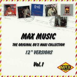 VA - I Love Max Music: The Original 80's Maxi Collection Vol.1
