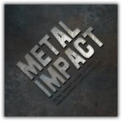Bluezone Corporation - Metal Impact Sound Effects