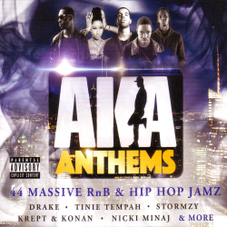 Various Artists - AKA Anthems (2CD)
