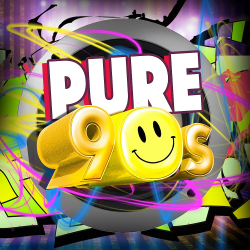 VA - Pure 90s Time Garden