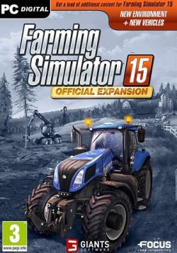 Farming Simulator 15: Gold Edition [v 1.4.2 + DLC] [RePack от xatab]