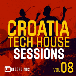 VA - Croatia Tech House Sessions Vol.8
