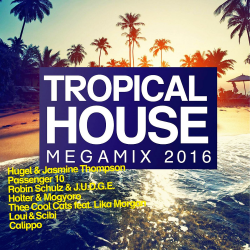VA - Tropical House Megamix 2CD [DA Music]