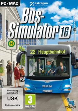 Bus Simulator 16 [RePack by Art]