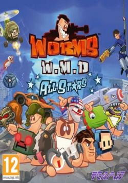 Worms W.M.D [Update 2 + 1 DLC] [RePack от xatab]
