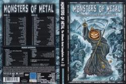 VA - Monsters of Metal vol.3