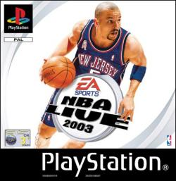 [PSX-PSP] NBA Live 2003 [FULL] [ENG]