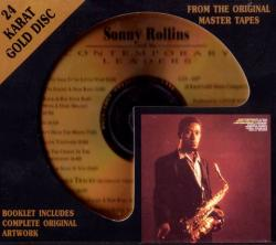 Sonny Rollins - Sonny Rollins and the Contemporary Leaders