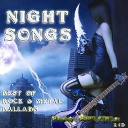 VA - Night Songs - Best Of Rock Metal Ballads (2 CD)