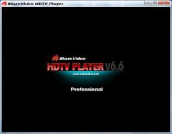 BlazeVideo HDTV Player 6.6 Professional
