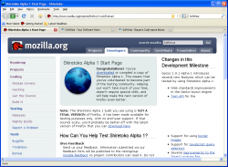 Mozilla Nightly 6.0 Alpha 1 + RUS 32/64-bit