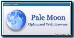 Pale Moon 4.0.6 Final Portable