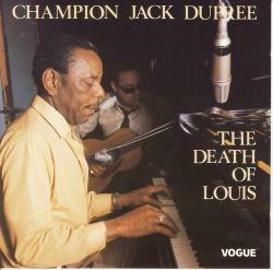 Champion Jack Dupree - The Death of Louis Armstrong