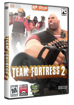 Скачать игру team fortress 2 лицензия с серверами