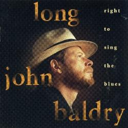 Long John Baldry - Right To Sing The Blues