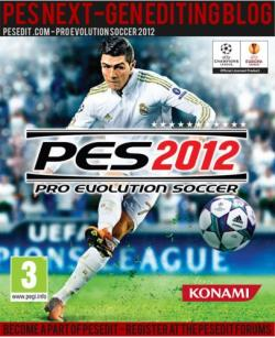 PESEdit.com 2012 Patch 3.1 + FIX 3.1.1 для Pro Evolution Soccer 2012