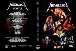 Metallica - Live Shit: Binge & Purge - Live in Seattle