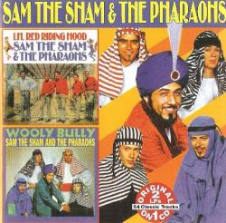Sam the Sham The Pharaohs - Li'l Red Riding Hood Wooly Bully (2LP's On 1CD)