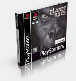 [PSX-PSP] Planet of the Apes [FULL] [RUS]