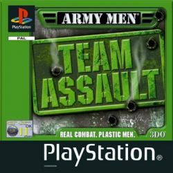 [PSX-PSP] Army Men: Team Assault [ENG]