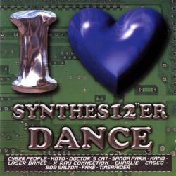 VA - I Love Synthesizer Dance Vol.1 - Vol.3