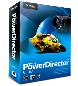 CyberLink PowerDirector 11 Ultra 11.0.0.2418 Final