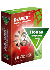 Dr.Web Security Space 7.0.0.101.40 Final