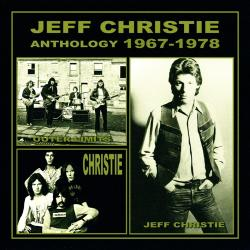 Jeff Christie - Anthology 1967-1978 (3CD Box Set)