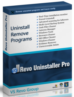 Revo Uninstaller Pro 2.5.5 Portable