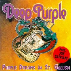 Deep Purple - Purple Dreams in St. Gallen