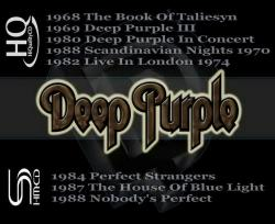 Deep Purple - 9 Albums Reissue 1968-1988