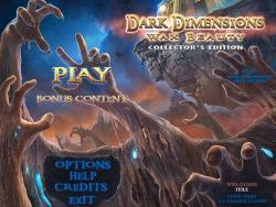 Dark Dimensions 2: Wax Beauty - Collector's Edition